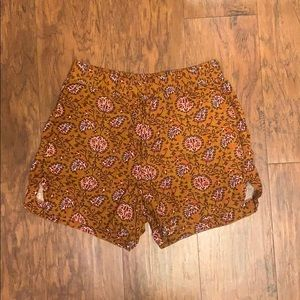 Madewell NWT Pull-On Shorts